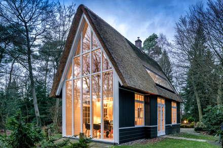 منازل تنفيذ reitsema & partners architecten bna