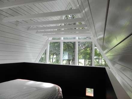 Slaapkamer inrichting modern residential living emyko