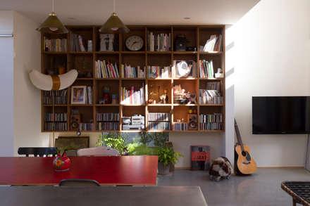 غرفة السفرة تنفيذ Far East Design Labo