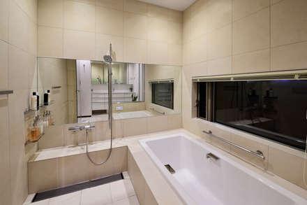 浴室: H建築スタジオが手掛けた浴室です。