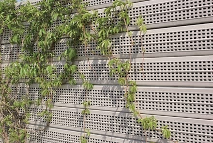 Ogrodzenie akustyczne : styl , w kategorii Ogród zaprojektowany przez Ogrodzenia Radosław Sycz