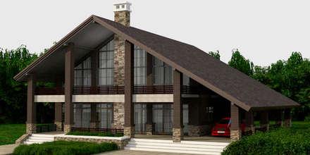 Проект дома : Дома в . Автор - Quality Metric