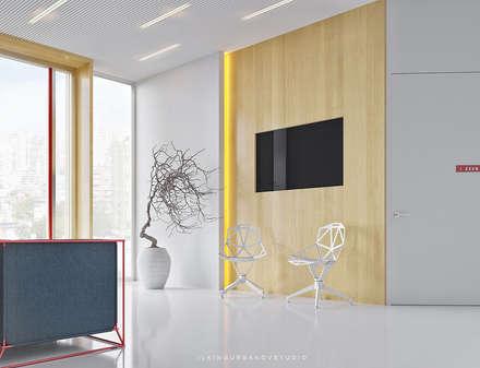 Дизайн стоматологической клиники в Баку: Больницы в . Автор – ILKINGURBANOV Studio