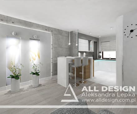 Dapur by All Design- Aleksandra Lepka
