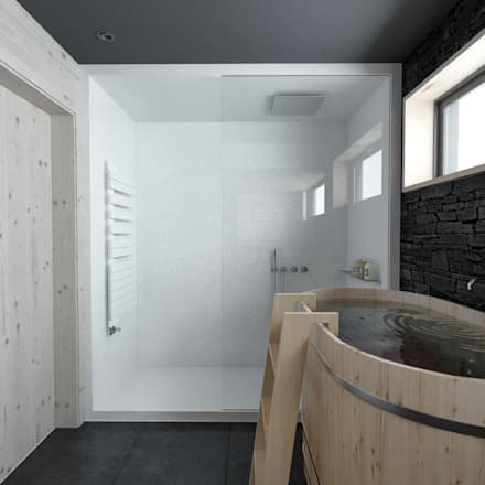 minimalistic Spa by INT2architecture