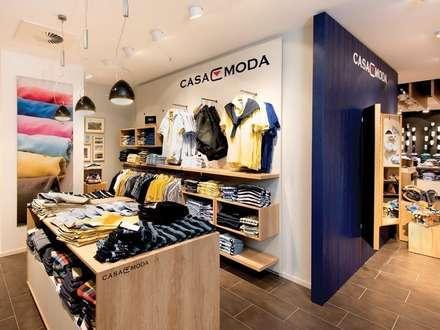 CasaModa_Oldenburg:  Ladenflächen von Gerdes - Gruppe