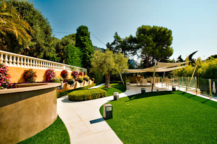 La brigantine: Jardin de style de style Moderne par David Violi