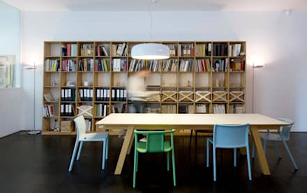 Jasper Morrison Design Office and Studio - London:  Offices & stores by Caseyfierro Architects