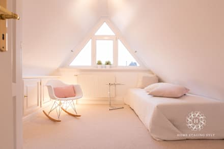 Home Staging Doppelhaus In Westerland/Sylt: Klassische Schlafzimmer Von  Home Staging Sylt GmbH