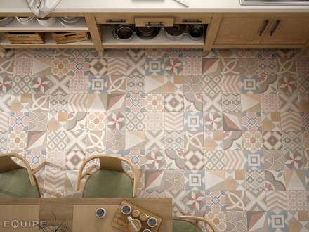 Nhà bếp by Equipe Ceramicas
