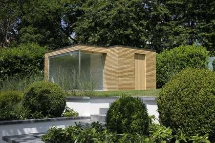 modern Garden by Gartenhauptdarsteller