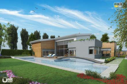 Case Moderne Con Piscina : Immagini case moderne case moderne with immagini case moderne