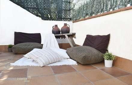 Interior Design Sant Pere de Ribes: Terrazas de estilo  de muxo Studio