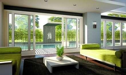 HS Portal Lift & Slide Door Hardware:  Windows  by Coastal Joinery Hardware