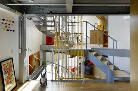 n-house: mattchが手掛けた壁です。