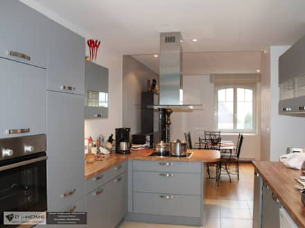 cuisine: Cuisine de style de style Moderne par Agence ADI-HOME