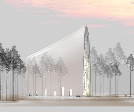 культурный центр: Конференц-центры в . Автор – Megabudka