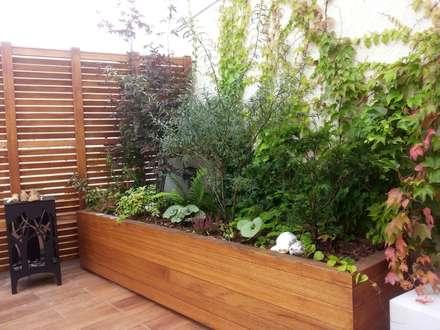 Jardines de estilo asiático por GREENERIA