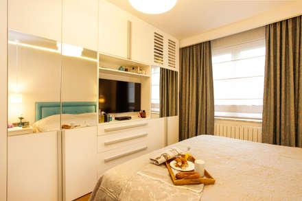 Canan Delevi – Gaia: modern tarz Yatak Odası