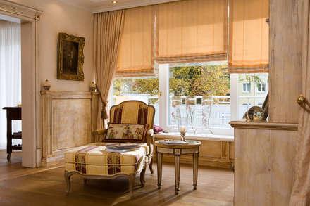 Landhausstil ideen design und bilder homify - Romantisches wohnzimmer ...