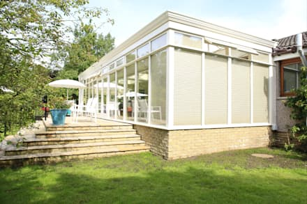 Conservatory 1: classic Conservatory by Stange Kraft Ltd