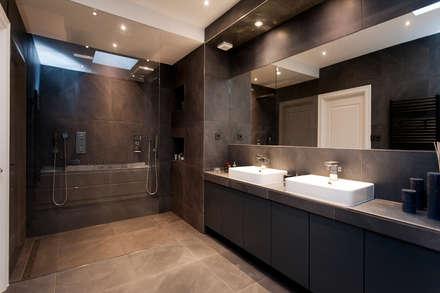 Moderne badkamer: design ideeën inspiratie en fotos homify