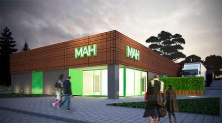 МАГАЗИНЫ «МАН»: Торговые центры в . Автор – OBJECT