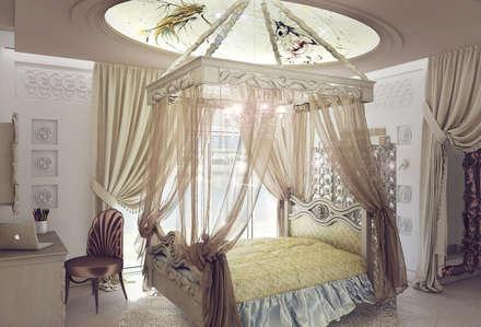 "LORA BERGIY ""daughter room"": Спальни в . Автор – 3D_DESIGNER_ALLA"