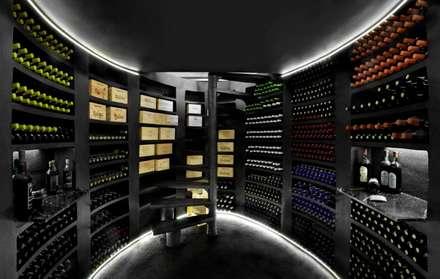 ห้องเก็บไวน์ by JMF