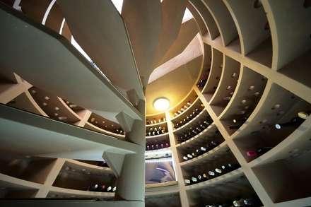 classic Wine cellar by JMF