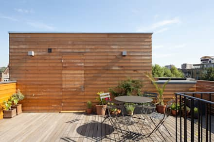 Grasnden, London:  Terrace by Scenario Architecture