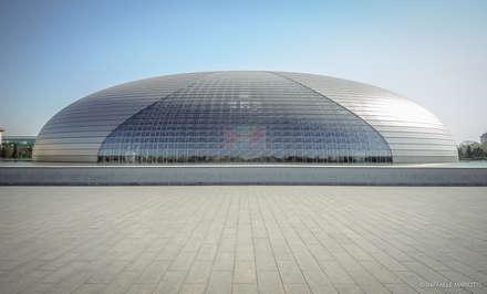 Architectural portfolio: Stadi in stile  di Raffaele Mariotti