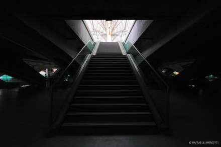 Architectural portfolio: Aeroporti in stile  di Raffaele Mariotti
