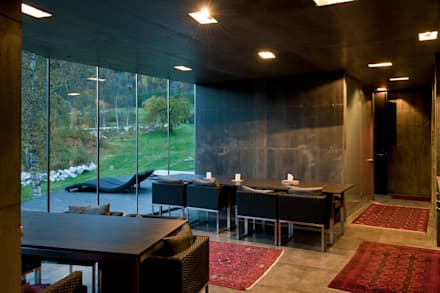 The Juvet Landscape Hotel:  Hotels by Juvet