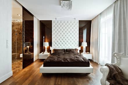 eclectic Bedroom by living box