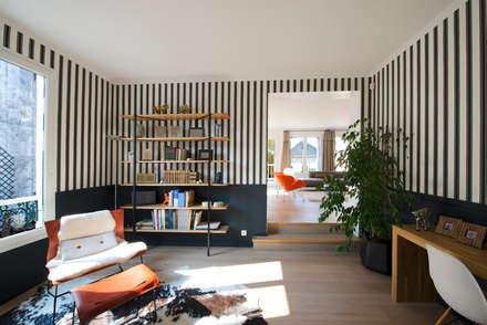 bureau images id es et d coration homify. Black Bedroom Furniture Sets. Home Design Ideas