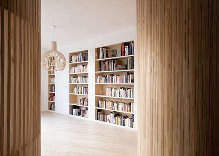 Appartement N°4: Salle à manger de style de style Moderne par Julien Joly Architecture