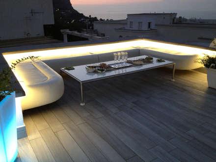Terrace by Architetti Imperatore & Associati - Studio T Design +