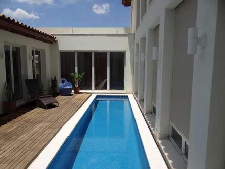 modern Pool by Aroma Italiano Eco Design