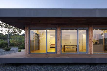 한칸집: kaichun1000의  주택