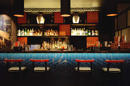 Ping Pong Stratford:  Bars & clubs by Superfutures