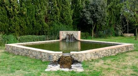บ่อน้ำในสวน by Jordi Alsina s.l