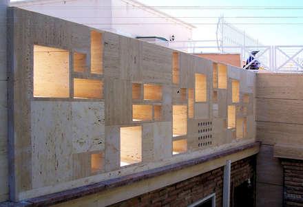 Diseño: Hospitales de estilo  de MarbleGrana