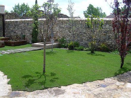 Jardines ideas dise os y decoraci n homify for Como hacer un jardin rustico