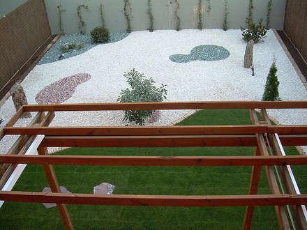 jardín combinado: Jardines japoneses de estilo  de contacto36