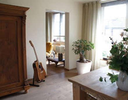 Koloniale muren vloeren homify - Koloniale stijl kantoor ...