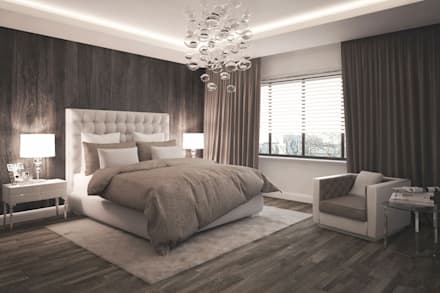 schlafzimmer einrichtung inspiration und bilder homify. Black Bedroom Furniture Sets. Home Design Ideas