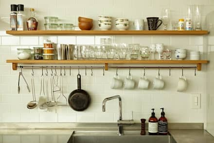 scandinavian Kitchen by 株式会社seki.design