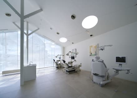 Hospitals by eleven nine interior design office