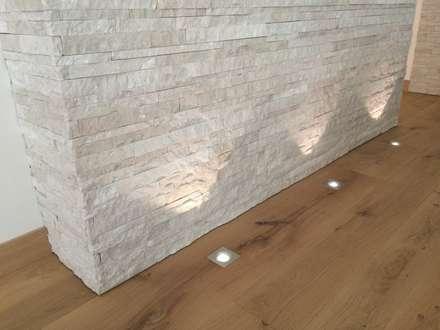 جدران تنفيذ Archiluc - Studio di Architettura Lucini Associati